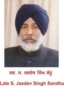 S. Jasdev Singh Sandhu